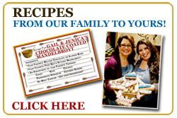 Papa Bens Kitchen Recipes from Gail Lesser-Gerber's Kitchen