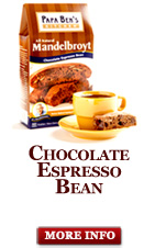 Chocolate Espresso Bean