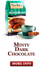 Minty Dark Chocolate